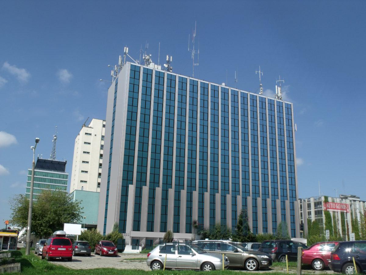 Projekt renowacji elewacji naszej siedziby przy ul. Zana