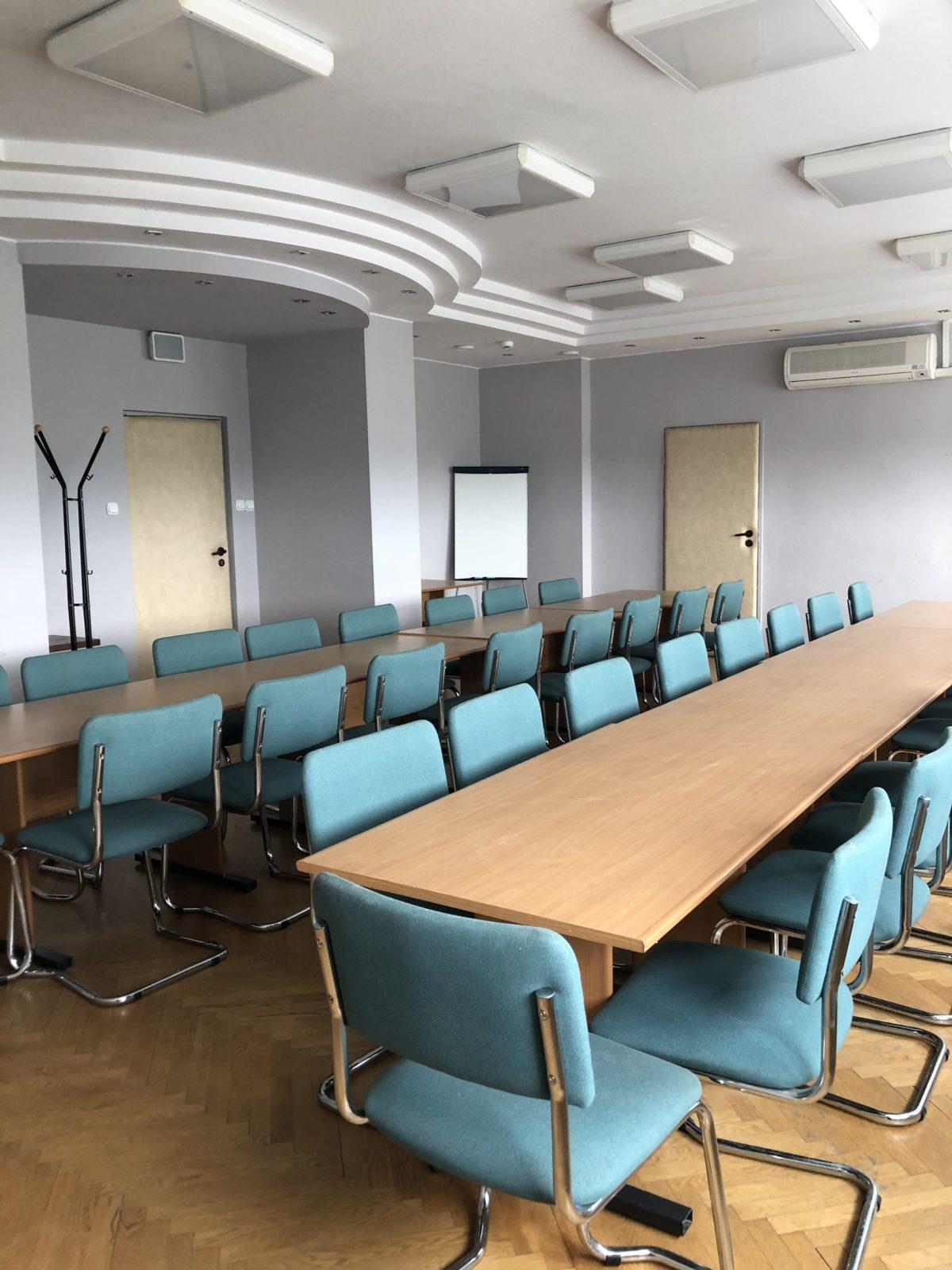 WYNAJEM – Sala konferencyjna